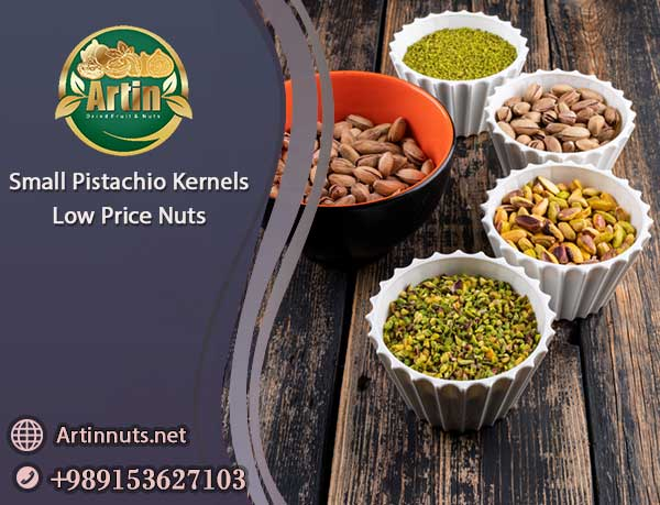 Small Pistachio Kernels