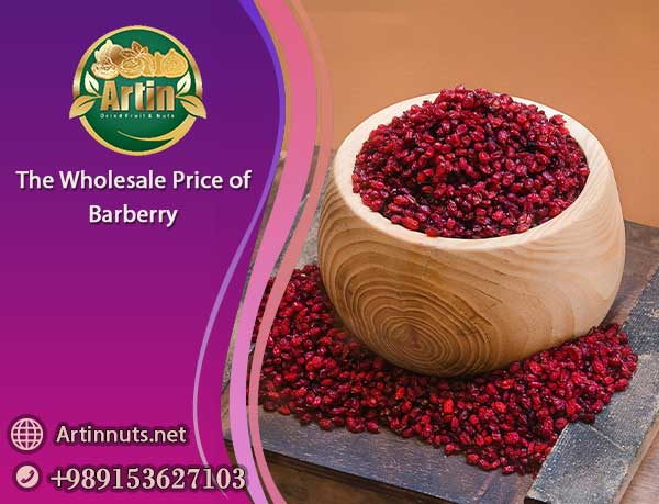 Wholesale Price of Barberry