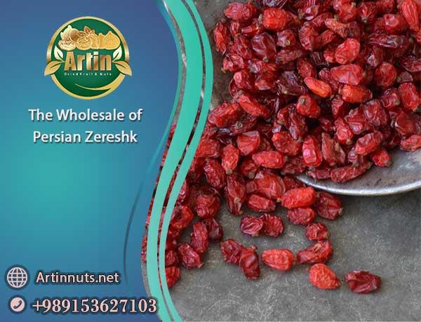 Wholesale of Persian Zereshk