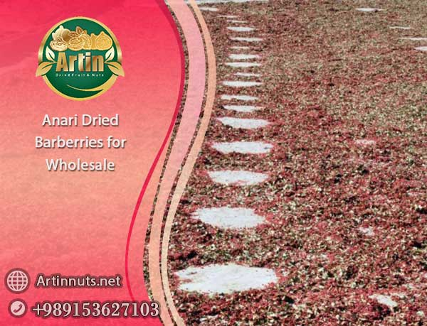 Anari Dried Barberries