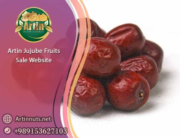 Jujube Fruits Sale Website
