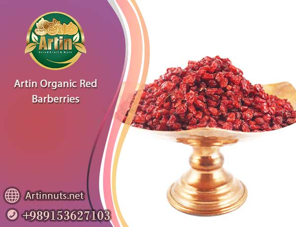 Artin Organic Red Barberries