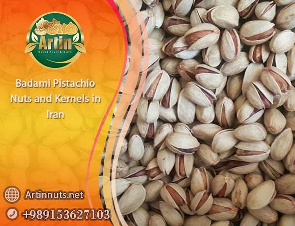 Badami Pistachio Nuts