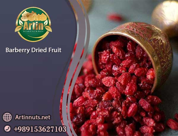 Barberry Dried Fruit