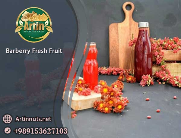 Barberry Fresh Fruit