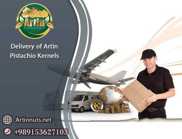 Delivery of Artin Pistachio