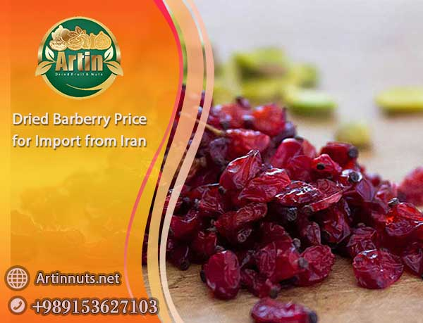 Dried Barberry Price