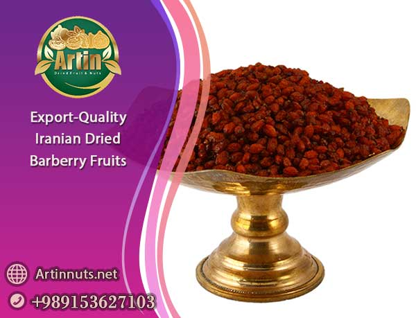 Iranian Dried Barberry Fruits