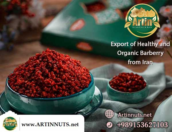 Healthy and Organic Barberry