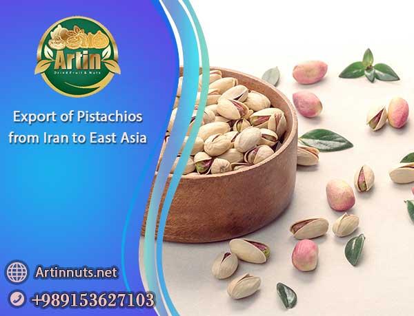 Export of Pistachios