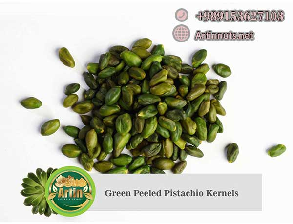 Green Pistachio Kernels