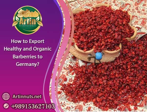 Organic Barberries Germany