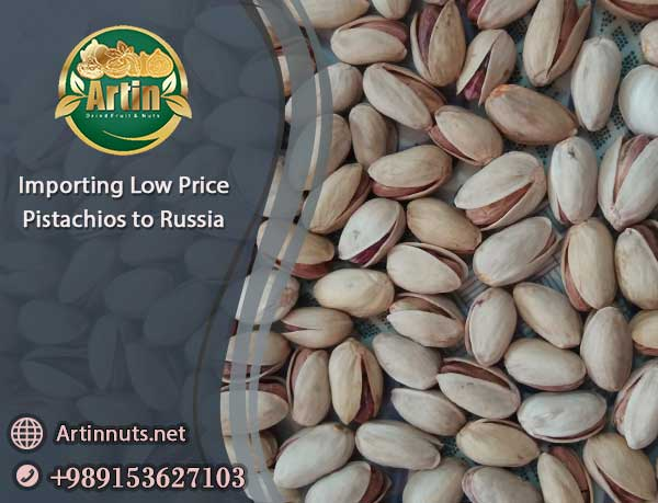 Low Price Pistachios to Russia