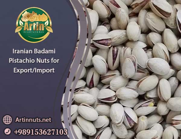 Iranian Badami Pistachio