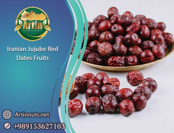 Iranian Jujube Red Dates