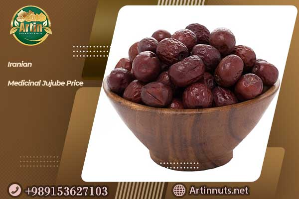 Iranian Medicinal Jujube Price