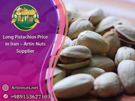 Long Pistachios Price