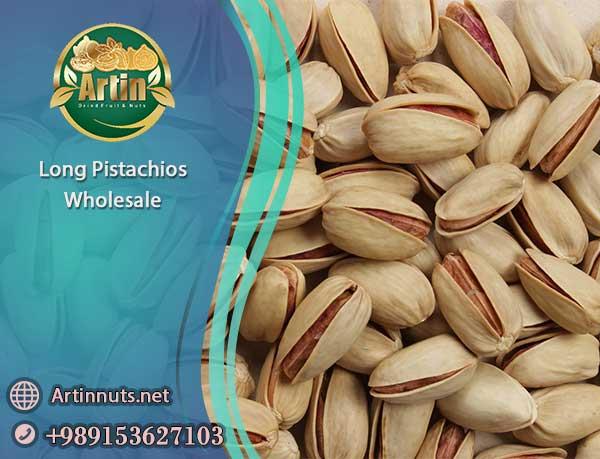 Long Pistachios Wholesale
