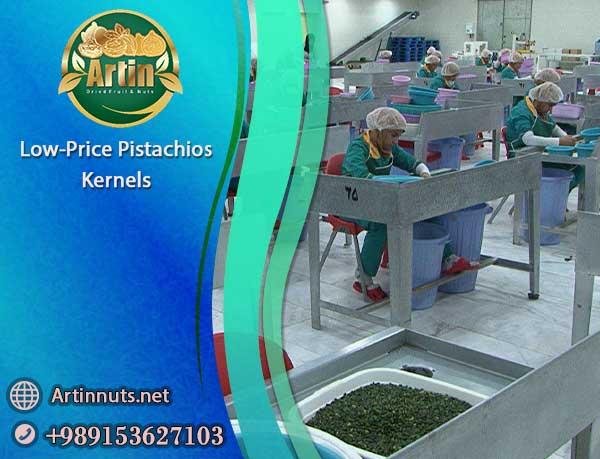 Low-Price Pistachios Kernels