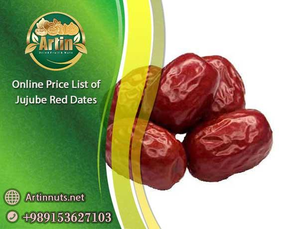 Jujube Red Dates Price
