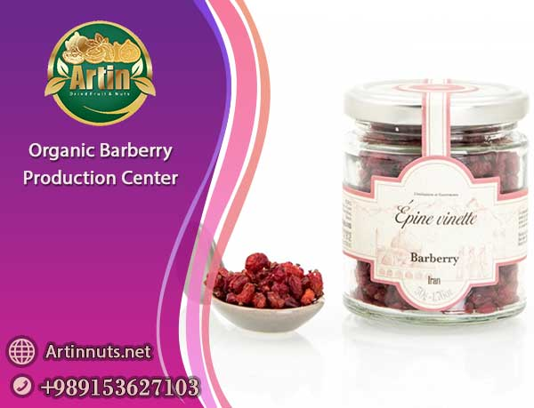 Organic Barberry Production Center
