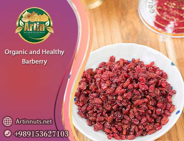 Organic and Healthy Barberry