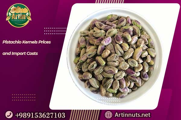 Pistachio Kernels Prices