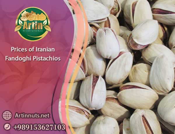 Iranian Fandoghi Pistachios