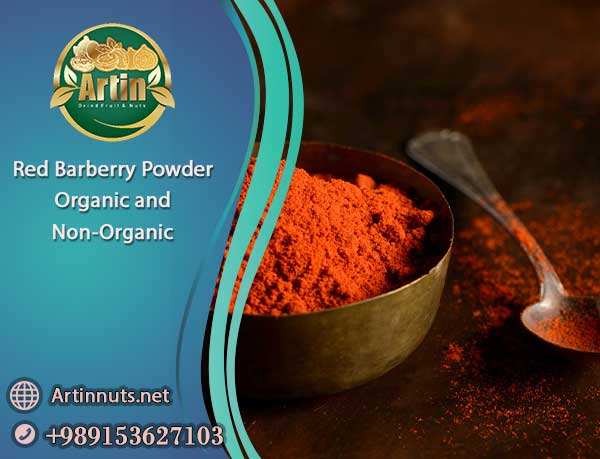 Red Barberry Powder