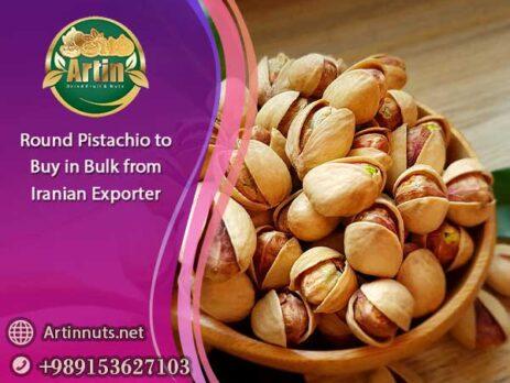 Round Pistachio to Buy