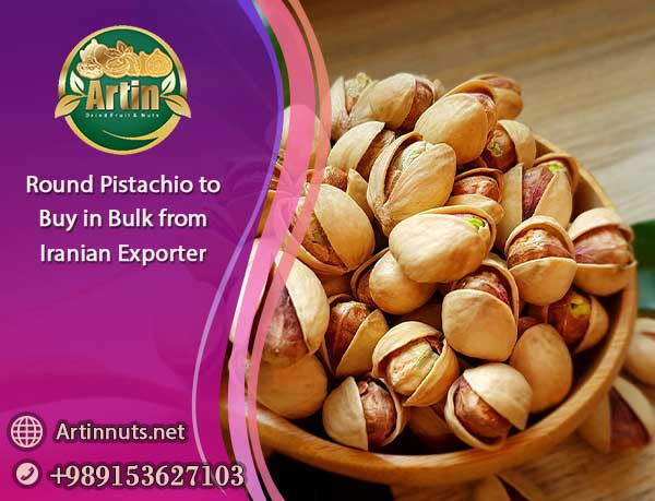 Round Pistachio to Buy