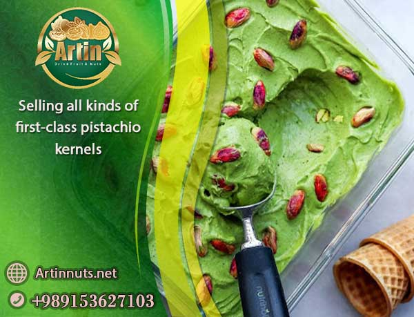 first-class pistachio kernels