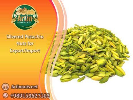 Slivered Pistachio Nuts
