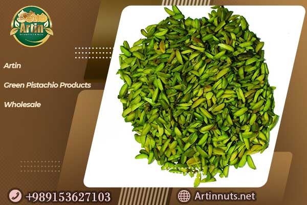 Green Pistachio Products