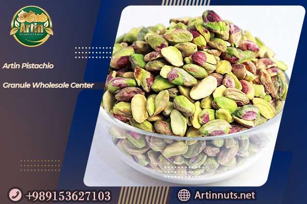 Artin Pistachio Granule Wholesale