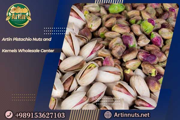 Artin Pistachio Nuts and Kernels