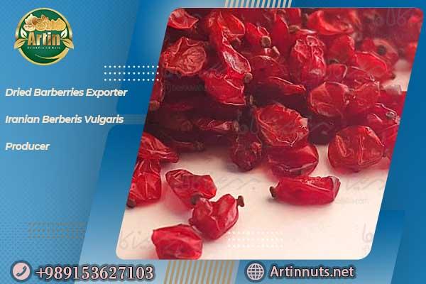 Dried Barberries Exporter