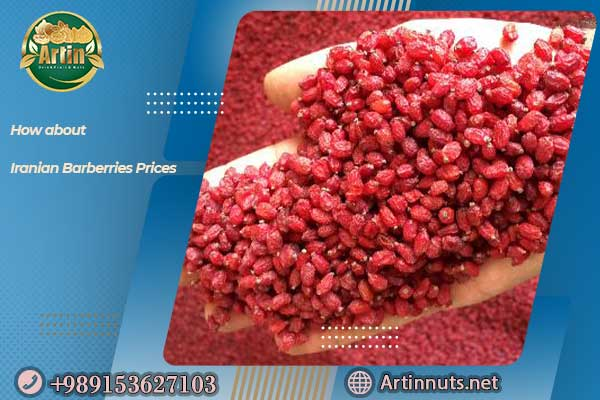Iranian Barberries Prices