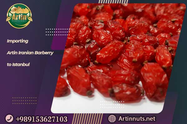 Importing Iranian Barberry to Istanbul