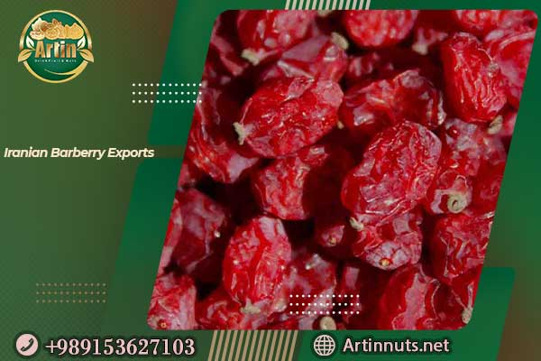 Iranian Barberry Exports
