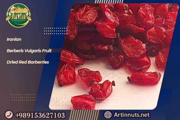 Iranian Berberis Vulgaris Fruit