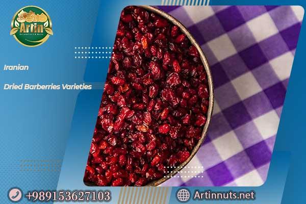 Iranian Dried Barberries Varieties