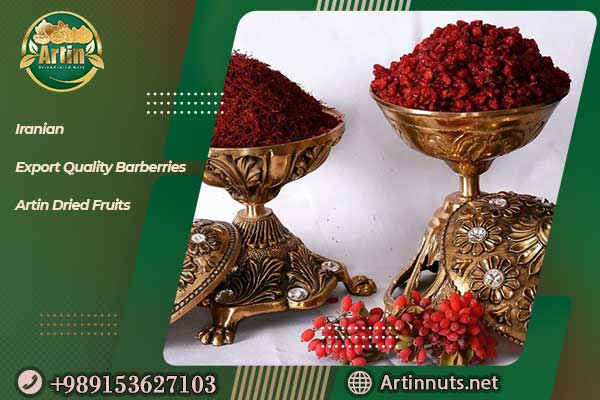 Iranian Export Quality Barberries