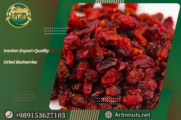 Export-Quality Dried Barberries