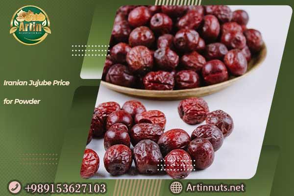Iranian Jujube Price for Powder