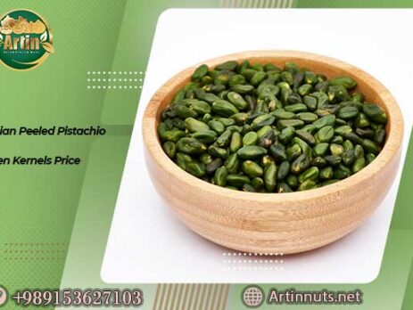 Pistachio Green Kernels Price