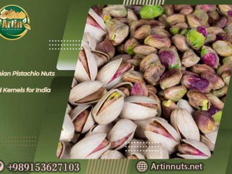 Pistachio Nuts and Kernels for India