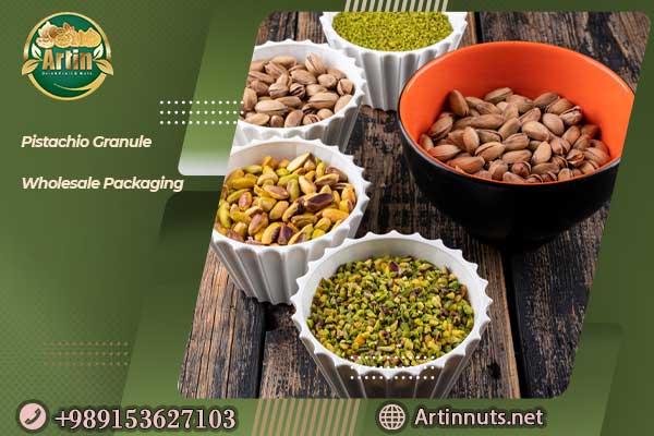 Pistachio Granule Wholesale Packaging