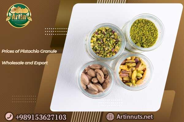 Pistachio Granule Wholesale