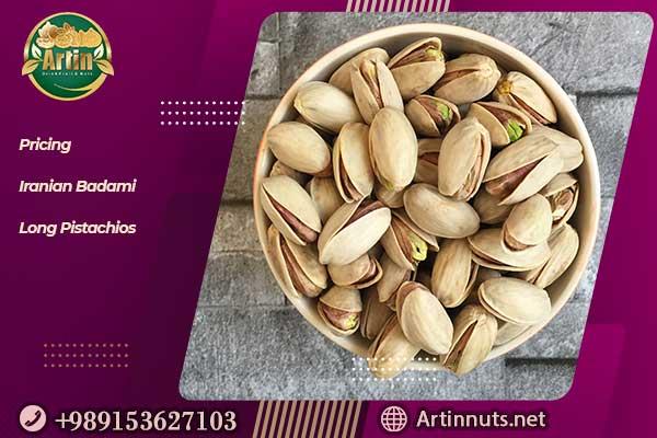 Pricing Iranian Badami Pistachios